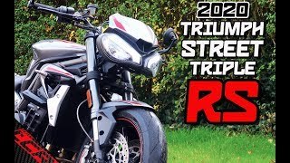 2020 Triumph Street Triple RS | VERY Naughty!!