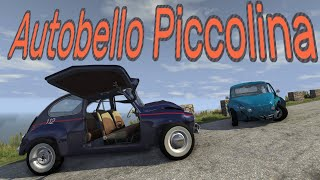 THE NEW CAR  (Autobello Piccolina) - BeamNG.drive