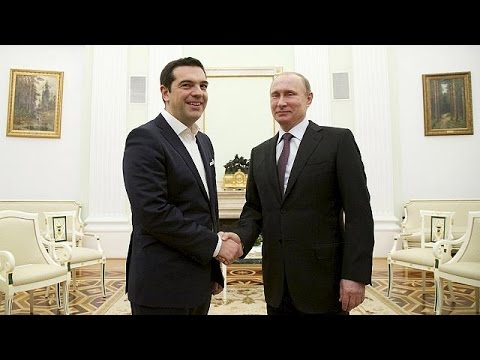Greece and Russia create new foundation for bilateral relations
