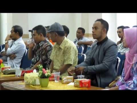 Sertifikasi Kompetensi Pariwisata Aceh  2016 (Sabang, 7-9 November 2016)