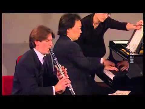 Beethoven Trio for Clarinet (or Violin), Cello and Piano in B flat major op. 11