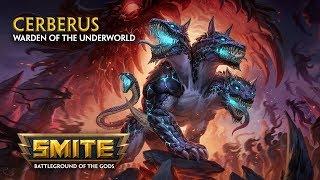 SMITE - God Reveal - Cerberus, Warden of the Underworld