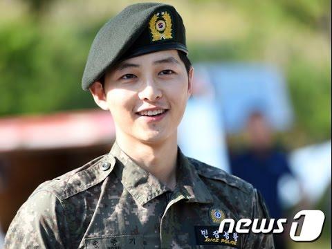 "song-joong-ki-&-song-hye-kyo-""cute-and-sweet-moments""---descendants-of-the-sun"