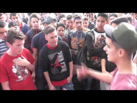 A[AP VS Macabro 1ª Ronda Horta battles