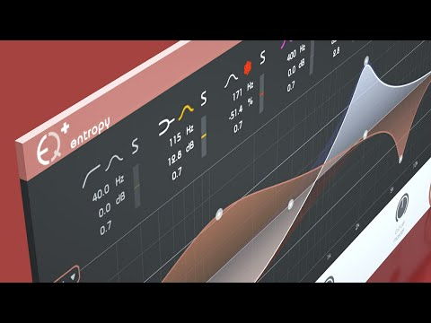 Introducing entropy:EQ⁺ – Creative postproduction plug in by sonible