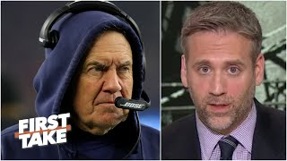 Would the Patriots' playoff hopes be over with a loss to the Bills in Week 8? | First Take