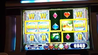 WMS Power Spins Crescent Moon bonus #2