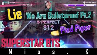 Video SUPERTAR BTS  - [Lie] [We Are Bulletproof Pt.2] [Pied Piper] download MP3, 3GP, MP4, WEBM, AVI, FLV Mei 2018