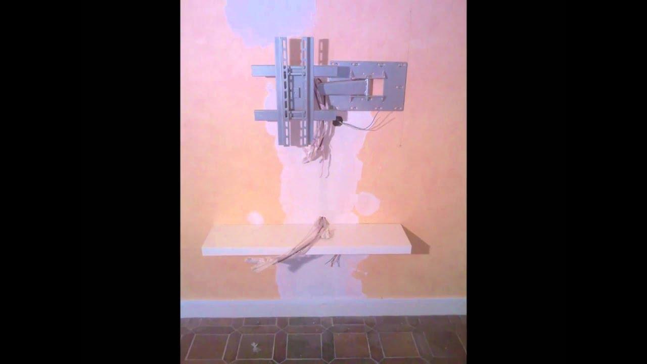 Comment Cacher Fils Tv Murale √ comment accroché des decors mural sur facade maison | tv