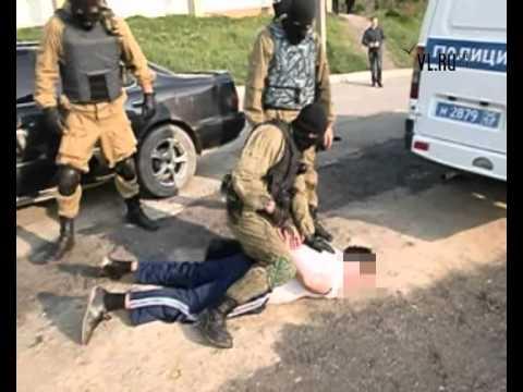 задержание ОПГ в Фокино