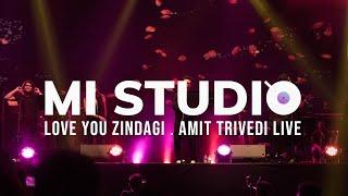 Amit Trivedi LIVE - Love You Zindagi (Jasleen Royal, Shahrukh Khan, Alia Bhatt)   Mood Indigo 2017