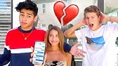 """Song Lyric Prank on &quotBoyfriend"""" (GONE WRONG)"""