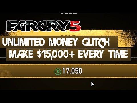 Far Cry 5 Unlimited Money Glitch - Far Cry 5 Money Farming Guide