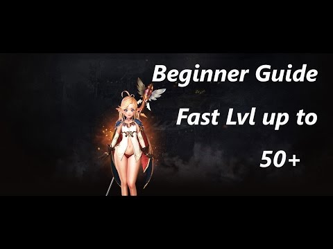 HIT : Heroes of Incredible Tales How to lvl up fast Beginner Guide