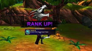 I Got DragonSlayer To Rank 50!! BIG Server News!