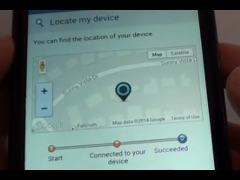 How To Locate A Lost Cell Phone >> Samsung Galaxy S5 How To Find Missing Lost Mobile Phone