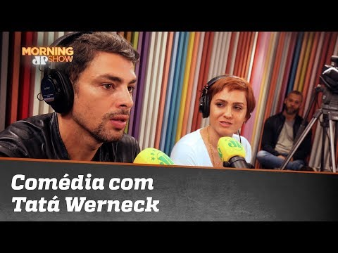 Cauã Reymond Estreia Comédia Com Tatá Werneck!