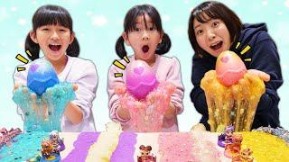 この動画は「うまれて!ウーモ ピクシーズ 」とのタイアップです。 商品サイトはこちら。 https://www.takaratomy.co.jp/products/woomo/ 撮影場所 スパリゾ...