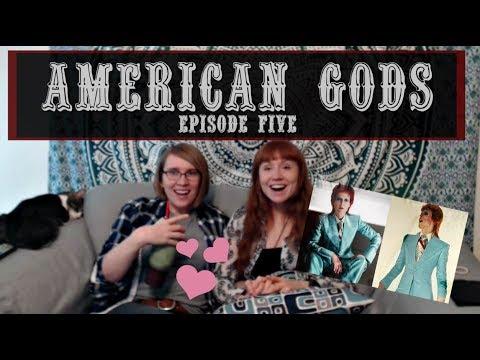 Let's Watch: American Gods! Episode Five