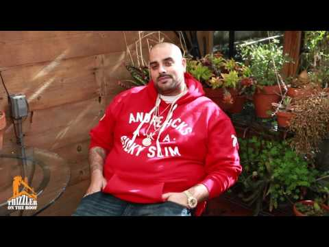 Berner says Jacka was the first person to roll a Tarantula joint || Thizzler.com Exclusive Interview
