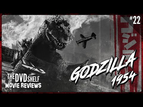 GODZILLA [1954] | The DVD Shelf Movie Reviews