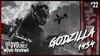 GODZILLA 1954: The DVD Shelf Movie Reviews