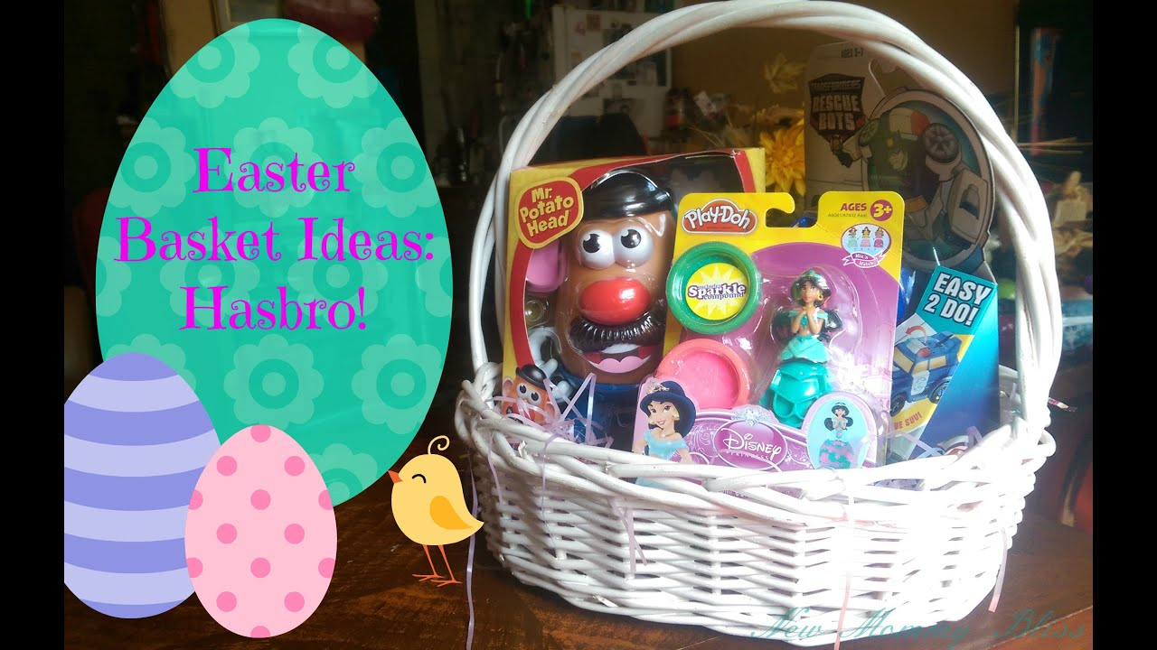 Easter basket ideas hasbro playlikehasbro youtube easter basket ideas hasbro playlikehasbro negle Images
