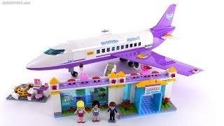 LEGO Friends Heartlake City Airport review ✈️ set 41109