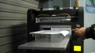 видео Компания печати на ткани SIMPRINT: наружная реклама