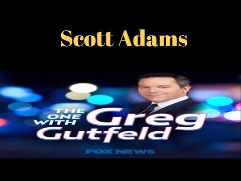 The One With Greg Gutfeld   Scott Adams Legendary Cartoonist to Political Intellectual