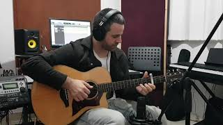 Shine On You Crazy Diamond (Pink Floyd)- Acoustic Fingerstyle Guitar (STUDIO VERSE)