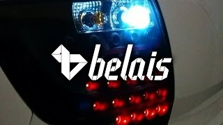 Фонари задние cветодиодные чёрные для LADA GRANTA — «Белайс»(Купить: http://www.belais.ru/tuning-optika/zadnyaya-vaz/4754 Сообщество Вконтакте: http://vk.com/belais Во внешнем облике автомобиля очень..., 2014-11-28T13:43:23.000Z)