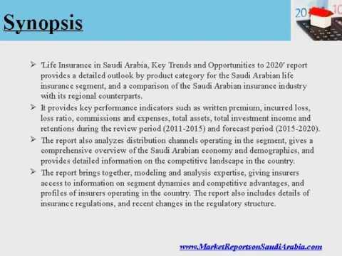 Life Insurance in Saudi Arabia