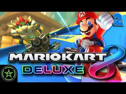 Let's Play - Mario Kart 8 Deluxe: Race 2