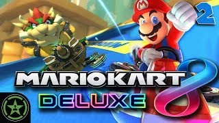 Let's Play - Mario Kart 8 Deluxe: Race 2