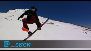 Snowboard Trick Tips: One-Footers With Scott Stevens