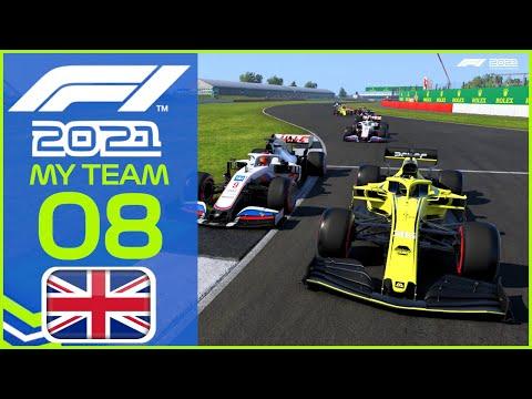 F1 2021 MyTeam KARRIERE #8: Unsere Mitarbeiter sind überanstrengt!