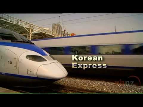 Man Made Marvels 105: Korean Express