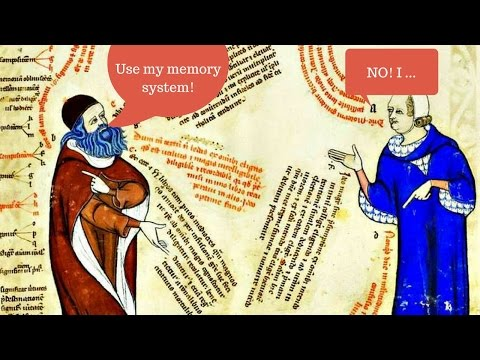 Ramon Llull And The Truth About Memory Palace And Mnemonic Systems
