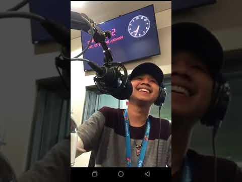 Rafly DA3 Di Radio Warna 94.2 FM Singapore