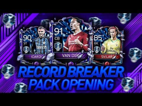 🔥 Record Breaker Pack Opening !!! 7 ELITARNYCH KART TRAFIONYCH !!! 🔥
