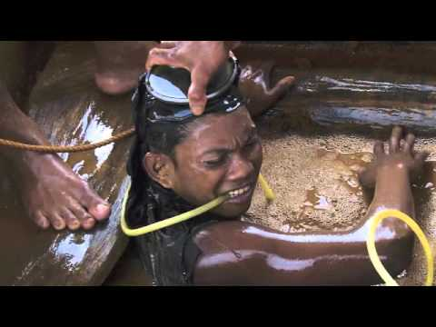 Child Labor: Gold Mining in the Philippines