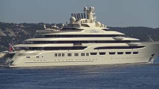 Motor yacht DILBAR, 156 m