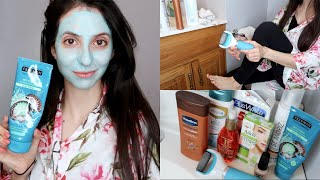 At Home Spa Day | Pamper Routine 2019|