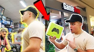 Selling Gamestop A Fake Xbox One Controller!