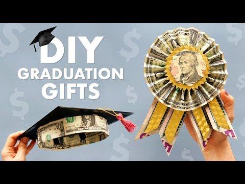5 DIY Graduation Gift Ideas - Creative Ways to Give Cash - HGTV Handmade