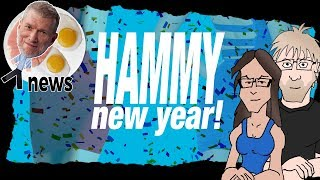Hammy New Year 2018! (feat. Shannon Q) - (Ken) Ham & AiG News