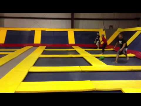 Sky high sports Houston