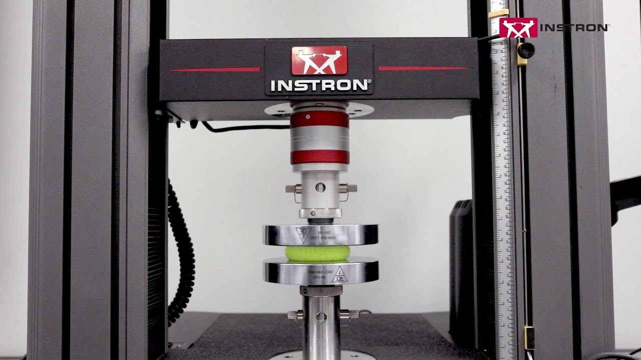 Instron Compression Test - Instron