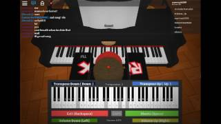 piano roblox - Nyan chat